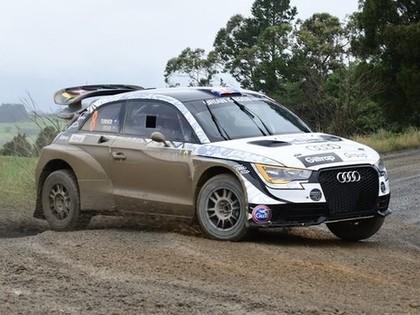 VIDEO: 'Audi S1' Jaunzēlandes rallija čempionātā debitē ar otro vietu
