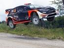 VIDEO: Ostbergs un Ožjē Somijas WRC testos aizvada elpu aizraujošus braucienus