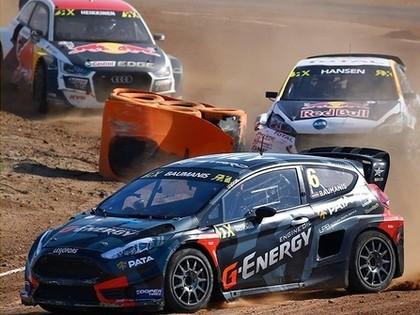 VIDEO: Baumanis izcīna uzvaru Dienvidāfrikas RX posma otrajā kvalifikācijā