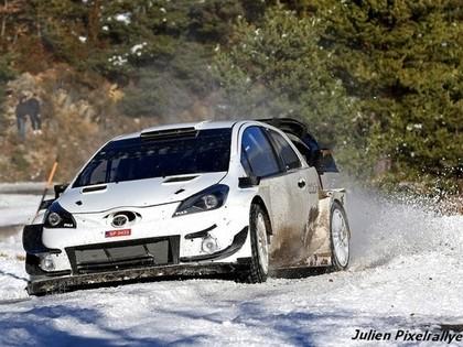 VIDEO: Tanaks aizvada pirmos testus ar 'Toyota Yaris WRC'