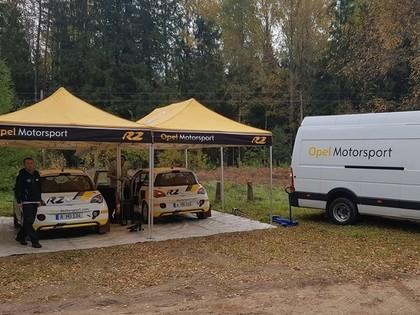 VIDEO: Sesks un Kristensens 'Rally Liepāja' testos demonstrē iespaidīgu ātrumu
