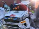 VIDEO: WRC eSports datorspēles uzvarētājs Zviedrijas WRC piedzīvo iespaidīgu avāriju