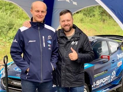 VIDEO: Lietuviešu rallija braucējs aizvada testus ar Ford Fiesta WRC