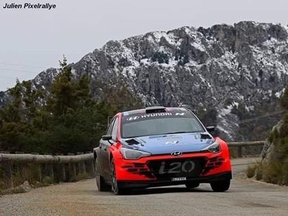 VIDEO: Grjazins aizvada testus ar 'Hyundai Motorsport' komandas 'Hyundai i20 R5'