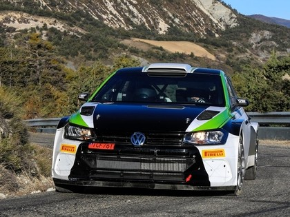 VIDEO: Solbergs gatavojas debijai Montekarlo WRC rallijam