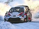 VIDEO: Ožjē testos pirms Montekarlo WRC demonstrē iespaidīgu ātrumu