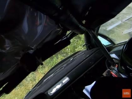 VIDEO: Amerikāņu rallija ekipāža Igaunijas WRC piedzīvo šaušalīgu avāriju