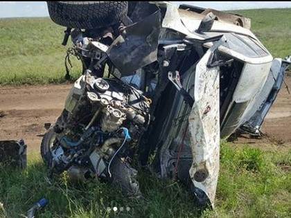 VIDEO: ASRT komandas pilots Popovs iznīcina 'Škoda Fabia R5'