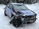 FOTO: Pirms Zviedrijas WRC somu sportists testos sasit 'Hyundai i20 R5'