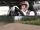 VIDEO: Evans testa ātrumposmu veic nemirkšķinot acis