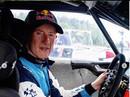 FOTO: Kā varētu izskatīties WRC piloti 2051.gada Montekarlo WRC rallijā