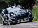 VIDEO:  Lēbs aizvada testus ar jauno 'Ford Puma Rally 1'