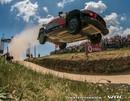 VIDEO: Iespaidīgie lidojumi Portugāles WRC rallijā