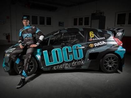 FOTO: Jāņa Baumaņa un Kena Bloka komandas atrāda mašīnu jaunos dizainus