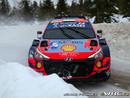 VIDEO: Lapzemes WRC rallija iespaidīgie ātrumi un sānslīdes