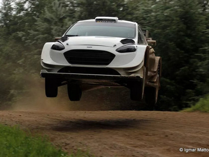 VIDEO: Sportisti gatavojas 'Rally Estonia'