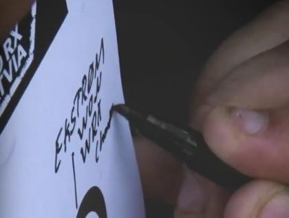 VIDEO: Rallijkrosa zvaigznes dod vārdus Biķernieku trases līkumiem