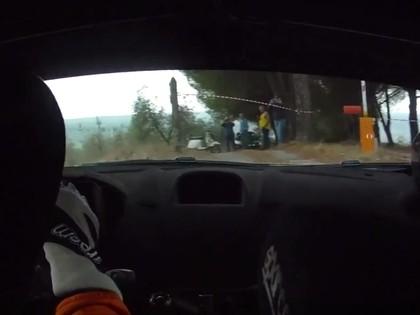 VIDEO: Lukjaņukam iespaidīgs testa brauciens pirms Itālijas ERČ posma