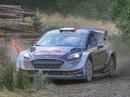 VIDEO: Ožjē un Tanaks gatavojas Velsas WRC rallijam