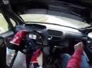 VIDEO: Mārtiņš Sesks testos attīsta iespaidīgu ātrumu