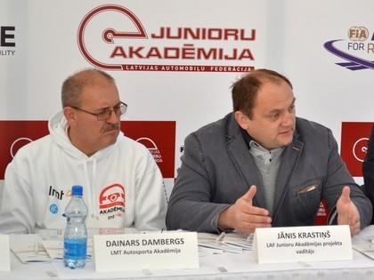 VIDEO: Latvijas Automobiļu federācija meklē jaunos talantus