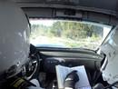 VIDEO: Igauņu rallija ekipāžas stūrmanis ātrumposma laikā pilotam lasa eposu