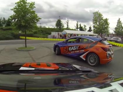 VIDEO: Ja esi īsts drifta fans, šis liks tev pasmaidīt