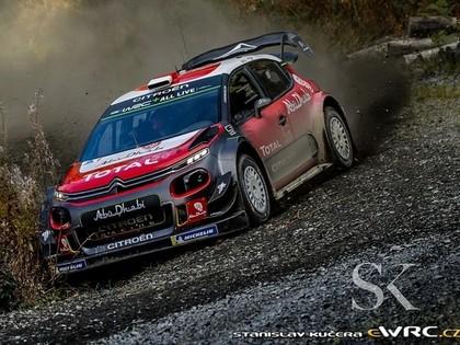 VIDEO: Sportisti gatavojas Velsas WRC rallijam
