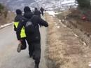 VIDEO: Skatītāji pēc smagās avārijas nevar atrast Tanaka automašīnu