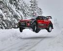 VIDEO: Ostbergs un Tanaks Zviedrijas WRC rallija testos demonstrē lielisku ātrumu