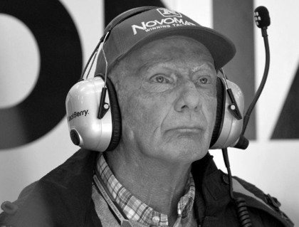 Mūžībā devies F1 leģenda Nikijs Lauda