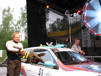 Aicinājums ziedot pieckārtējam Latvijas autorallija čempionam Monvīdam Austrumam