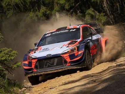 Igaunijas Viru rallijā ar 'Hyundai i20 Coupe WRC' startēs arī Ots Tanaks