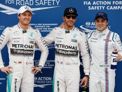 Austrālijas F1 kvalifikācijā uzvar Hamiltons, Botass nokļūst slimnīcā