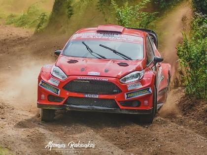 LRČ sezona sākas ar 'Rally Rokiškis', kas pulcē spēcīgu dalībnieku sastāvu