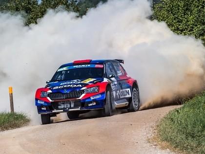 'Rally Liepāja' kvalifikācijas līderi Talsu ātrumposmiem izvēlas vēlo starta secību
