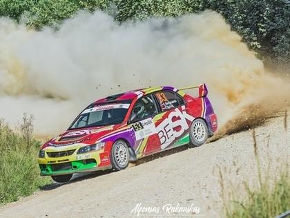 Latvijas rallija čempionāta jaunā sezona sāksies ar 'Rally Liepāja'