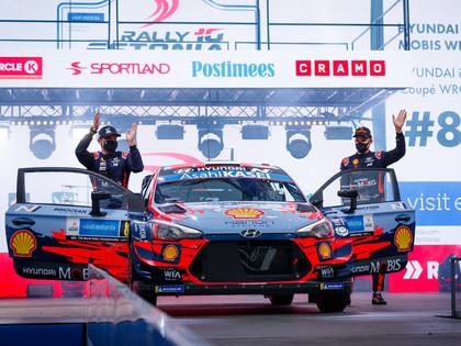 Oficiāli: 'Rally Estonia' noslēdz divu gadu līgumu par WRC posma rīkošanu Igaunijā