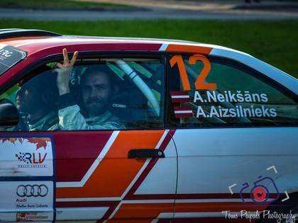 Andis Neikšāns: Bauskas folkreisā ceru uz foršu un jautru braukšanu