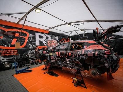 Pasaules RX čempionāts turpinās Barselonā, 'Unkorrupted' vienība uz starta neizies