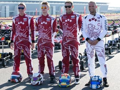 Pasaules Rotax Max Challenge finālā Latviju pārstāv četri sportisti (PAPILDINĀTS)