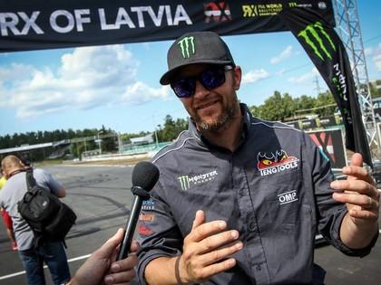 Solbergs: Rallijkross Rīgā – skaista vieta, kur ir daudz motorsporta fanu