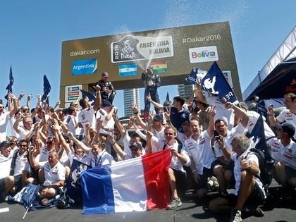 Dakaras rallijā 12.uzvaru karjerā izcīna rekordists Peteransels