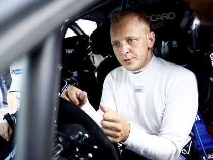 'Louna Eesti' rallijā uz starta izies bijusī WRC zvaigzne Miko Hirvonens