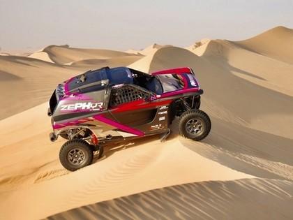 No WRC atskaitītais Mīke startēs Dakaras rallijā