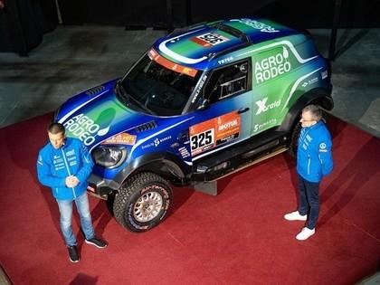 Dakaras rallijā startēs piecas lietuviešu ekipāžas