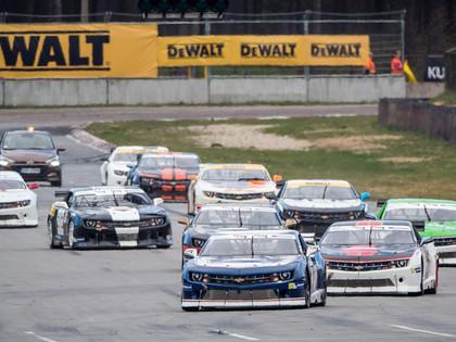 Pēc mēneša Biķernieku trasē tiks atklāta Ziemeļeiropas un Baltijas autošosejas sezona