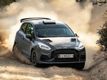 M-Sport prezentē jauno 'Rally 3' ieskaites pilnpiedziņas 'Ford Fiesta' (VIDEO)