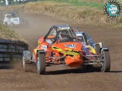 Eiropas autokrosa čempionāts turpinās Lietuvā; uz starta vairāki latvieši