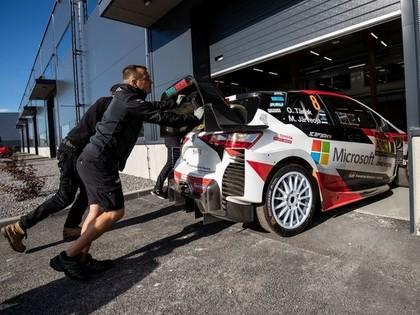 Toyota WRC komanda pametīs bāzi Igaunijā un atgriezīsies Somijā